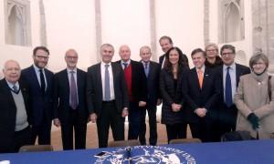 Incontro con il Rettore dell'Università degli Studi di Palermo